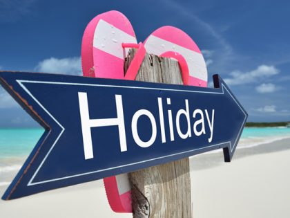 Attention! Holidays!